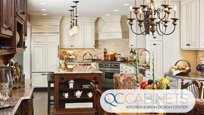 Palm Beach Kitchen Cabinet